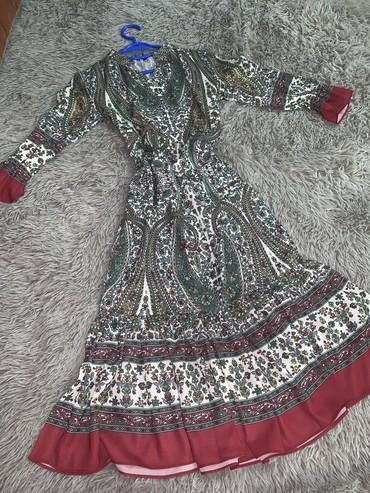 Платья - Баетов: Продается красивое платье, надевали 1 раз. Цена - 1500 сом