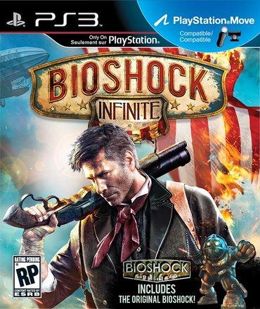 Bakı şəhərində PS3 *BIOSHOCK Infinite 3*