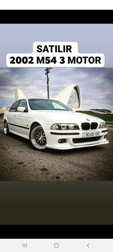 bmw monitor - Azərbaycan: BMW 5 series 3 l. 2002 | 288000 km