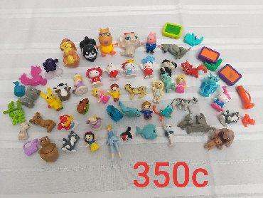деревянные игрушки буратино в Кыргызстан: Продаю игрушки, все вместе дешевле отдам или обмен