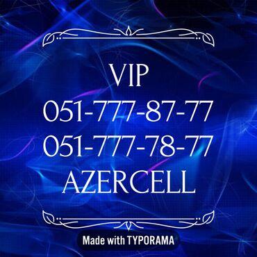 sim sim nomreler - Azərbaycan: 051-777-78-77  051-777-87-77 Yeni VIP Azercell nomreler