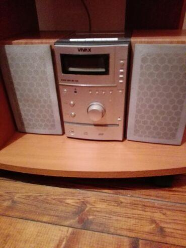 Vivax - Srbija: Vivax mini linija. Ima za cd ulaz i za kasete