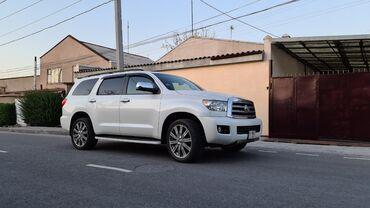 Toyota Sequoia 5.7 л. 2011 | 193000 км