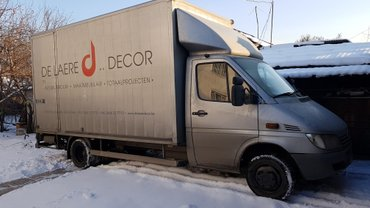 Грузоперевозки по городу на грузовых в Бишкек