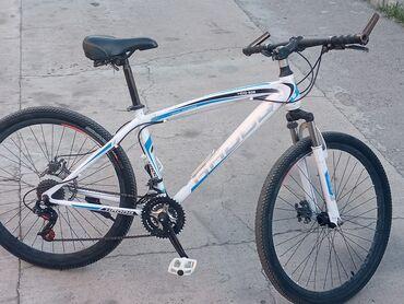 Спорт и хобби - Ивановка: Продаю не спеша. Велосипед хорошем состоянии. Цена 15000сом