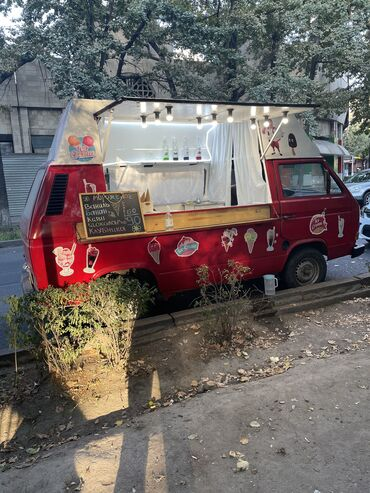 морозильники в бишкеке в Кыргызстан: Volkswagen Transporter 1.6 л. 1985