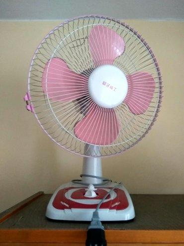 вентилятор б/у 700 сом в Бишкек
