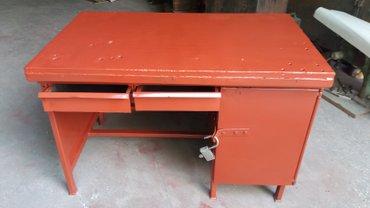 Продаю мощные слесарные столы, в Бишкек