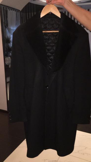 Продаю пальто мужское р 52-54. Качество отличное в Бишкек