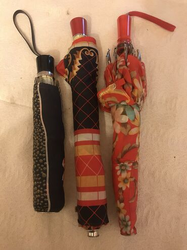 Зонтики Япония (ретро) в отличном состоянии. Цена за все 30 .манат