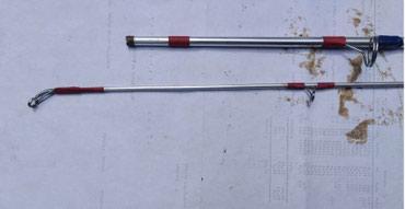 Sport i hobi - Nova Pazova: Dvodelni štap za pecanje-germina aluminijumski,dužine 1,6 m,, sve