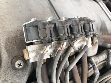пассивное-сетевое-оборудование-logan в Кыргызстан: Срочно продаю газовое оборудование б/у на 8 цилиндров, бак 75 литров