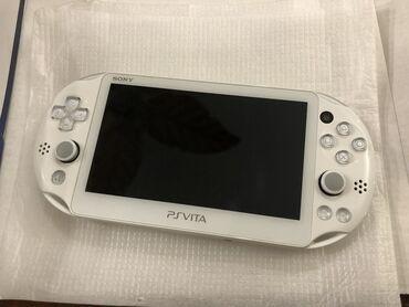 PS Vita (Sony Playstation Vita) - Azərbaycan: Yalniz real alicilar uchunSony PlayStation Vita Wi-Fi Console White