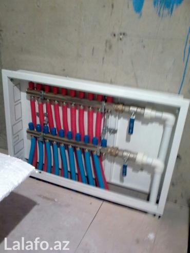 мастер по ремонту холодильников на дому - Azərbaycan: Мастер-сантехник с 25 летним стажем предлагаеть услуги: Сантехнические