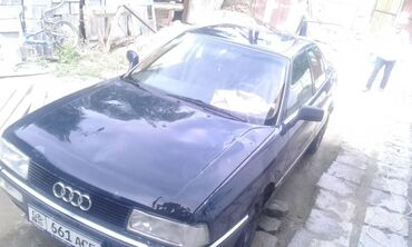 Audi 90 2.2 л. 1989