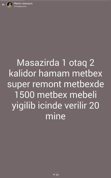 Remont akpp - Azərbaycan: Mənzil satılır: 1 otaqlı, 55 kv. m