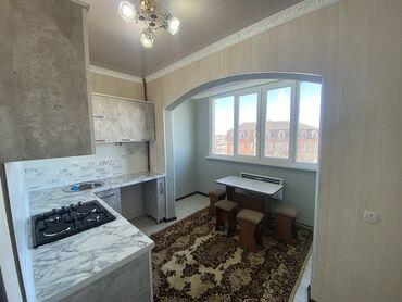 квартира подселением in Кыргызстан | ОТДЕЛОЧНЫЕ РАБОТЫ: 1 комната, 42 кв. м
