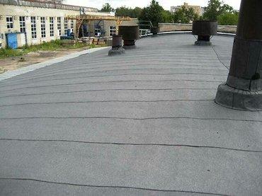 Крыша Ремонт крыш, гидроизоляция любых объектов. осоо бишкекская