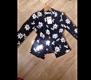 темно синее в Кыргызстан: Новый пиджак ! Размер S-M! Темно-синего цвета !