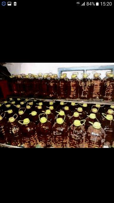 продаю отработка масло растительное 35 сом в Бишкек