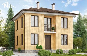 Строительство 2 этажного дома под самоотделку (ПСО).Этажность: 2