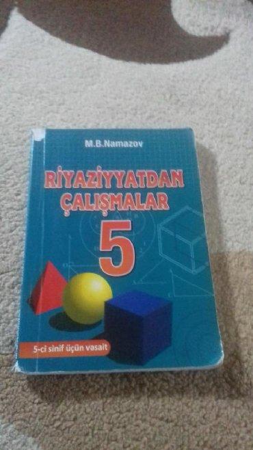 namazov - Azərbaycan: Riyaziyyat Namazov 5-ci sinif satıllr