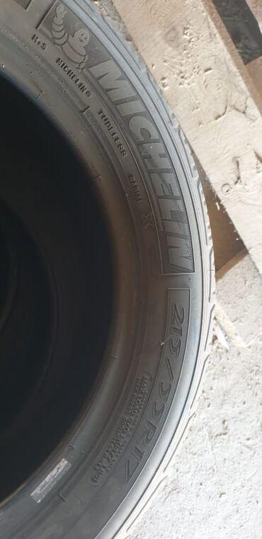 Продаю колёса Мишлен R17 только 3 шт. Не полный комплект, состояние