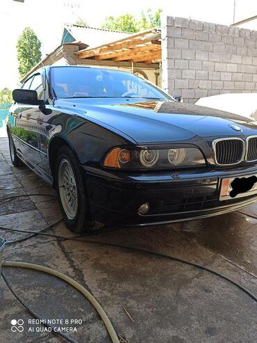 BMW 5 series 3 л. 2003 | 1630001 км
