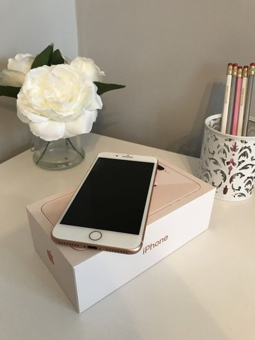 iPhone 8 и 8 плюс 256ГБ золотого Гарантия Whatsapp: в Коммунизм