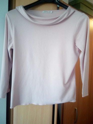 Lepa bluza,puder boja.Veličina L. - Cacak
