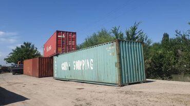 Продаю контейнер 40тон морской Без доставки