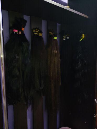 Другое - Кыргызстан: Волосы до 80см любая густота и длина всегда в наличии цены оптовые