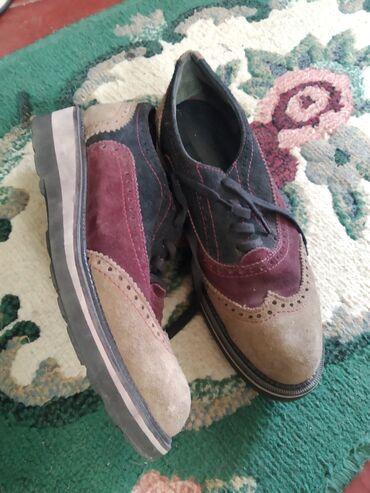 Оксфорды - Бишкек: Обувь 37р,обмена нет