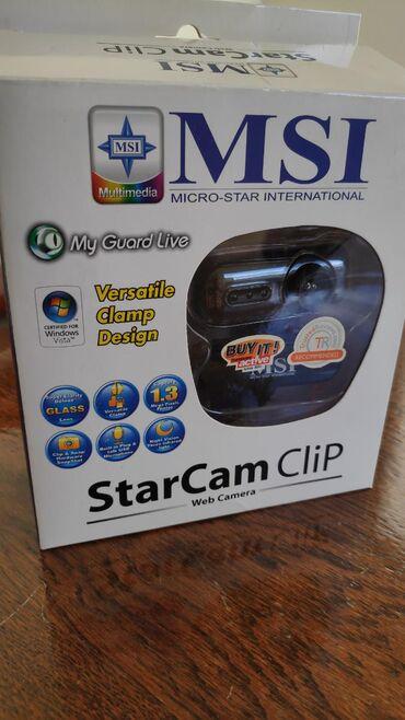 MSI web kamera
