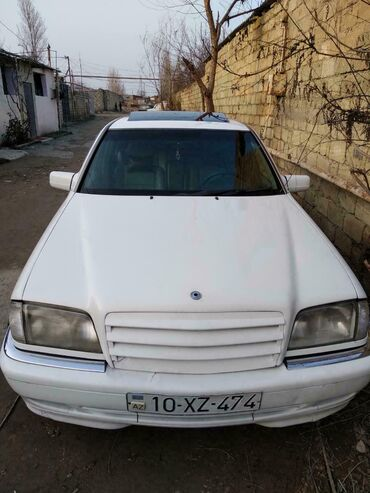 bmw-z3-28-at - Azərbaycan: Mercedes-Benz 280 2.8 l. 1996 | 335000 km