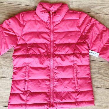 Old Navy prelazna jakna za prolece/jesen u neon pink boji. Veoma je
