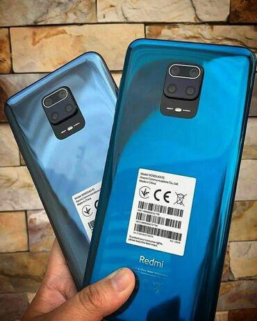 Новый Xiaomi Redmi Note 9S Черный