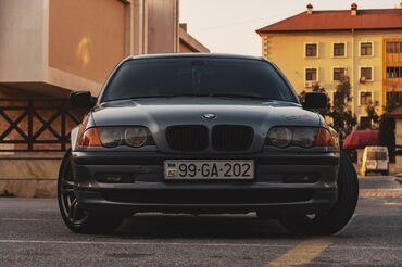 bmw z3 2 3 at - Azərbaycan: BMW 3 series 2.5 l. 2001 | 230000 km