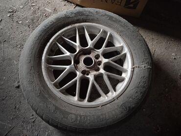 Продаю шины размер 265 х 65 R 17,а так же имеется диск универсальный