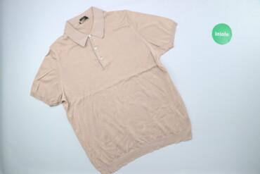 Личные вещи - Украина: Чоловіча футболка поло SVEVO, р. L   Довжина: 67 см Ширина плечей: 40