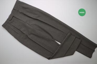 Чоловічі класичні штани Amado    Довжина: 116 см Довжина кроку: 79 см