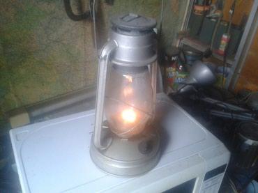 Керосиновая лампа. работает на 100% прошу 1000 сом. в Бишкек