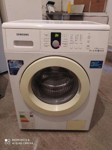Samsung grand prima - Azərbaycan: Öndən Avtomat Washing Machine Samsung 6 kq