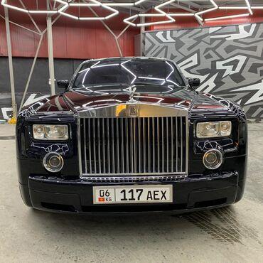 Rolls-Royce - Кыргызстан: Rolls-Royce Phantom 6.8 л. 2008   94000 км