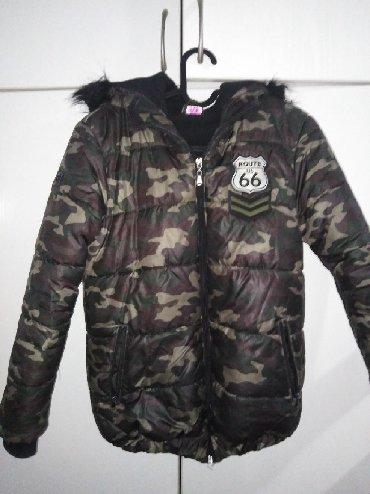 Dečije jakne i kaputi | Uzice: Decija zimska jakna 140 velicina,nosena stanje kao na slikamaCena