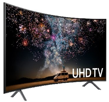 Samsung 55Ru 7300 Curved Tv ( 4k)