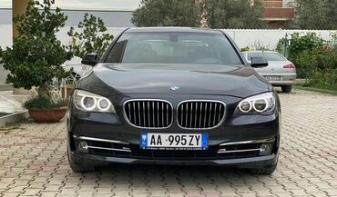 BMW 740 2 l. 2014 | 95000 km