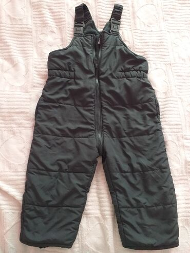 Dečija odeća i obuća - Ruski Krstur: Pantalone za sneg,C&A, 86 velicina,par puta obucene