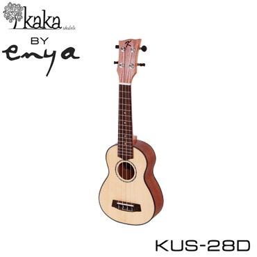Укулеле сопрано Kaka by Enya KUS-28DБренд: Kaka by EnyaТип