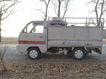 Час пик такси - Кыргызстан: Daewoo Labo 0.8 л. 2006